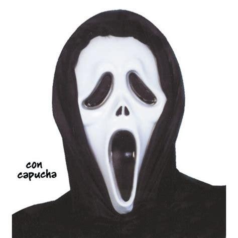 imagenes de halloween mascaras mascara scream plastico con capucha env 237 o garantizado 48h