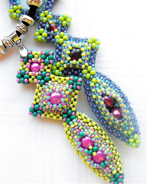bead weaving patterns free beadweaving tutorials including freeform beading