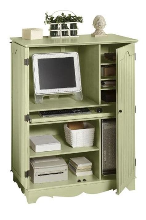 Cheap Computer Armoire Ayo Ngontrak Omah Cheap Country Computer Armoire 52 5 Quot Hx40 5 Quot W Sagehome Decorators