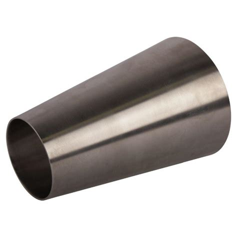 Reducer Stainless Steel 304 2 X Kebawah concentric reducer weld 4 quot x 2 5 quot sanitary stainless