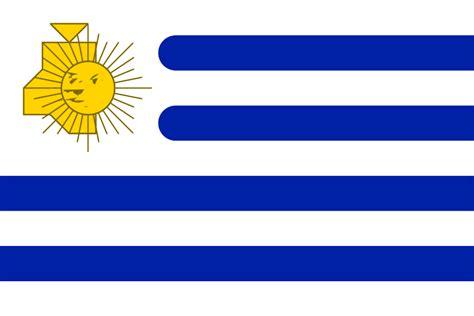 flags of the world uruguay uruguay world of map