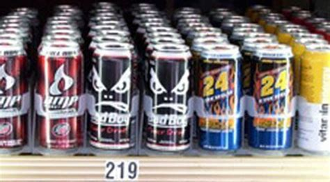 top 6 energy drinks top 10 most popular ingredients for energy drinks