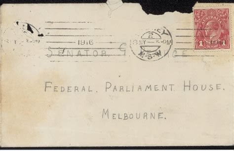 Deaths Nsw Records Threat Envelope New South Wales Anzac Centenary State Archives And