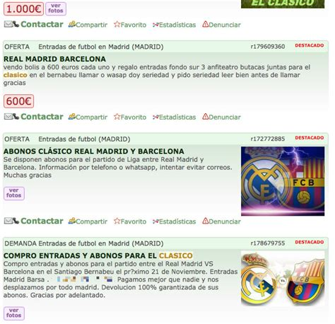 precio de entradas real madrid real madrid vs barcelona 191 c 243 mo conseguir entradas para el