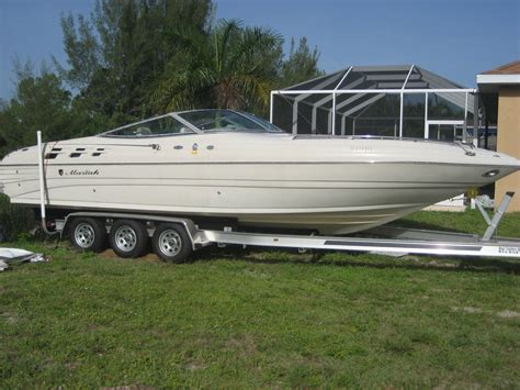 2002 mariah boat mariah shabah 2001 for sale for 26 500 boats from usa