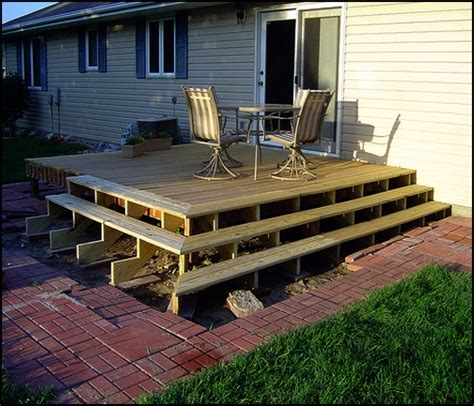Lane Furniture Dining Room building a deck on uneven ground home design ideas