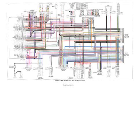harley davidson softail slim wiring diagram free