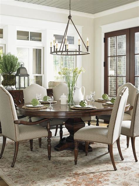 round formal dining room table use a round table instead of a rectangular table in your
