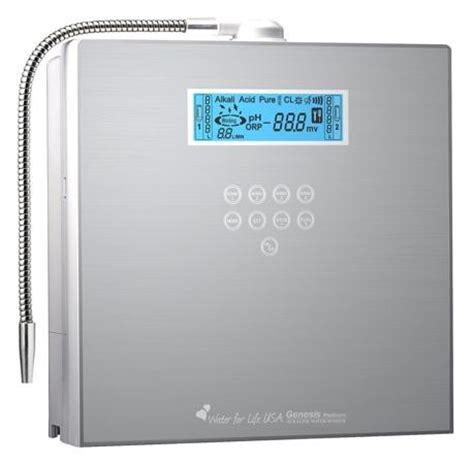 kyk genesis water ionizer eos lydia premium 7 plate alkaline water ionizer mineral