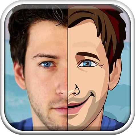 convertir fotos en caricaturas en android   diginota
