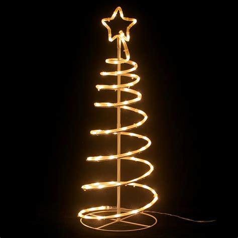 193 rbol de navidad espiral con luces el corte ingl 233 s 183 hogar