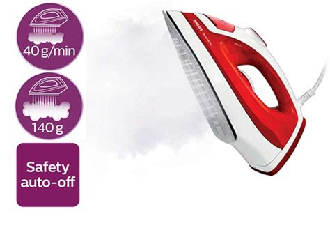 Dijamin Philips Easyspeed Setrika Uap Semprotan Gc1905 jual philips steam iron gc2986 murah bhinneka