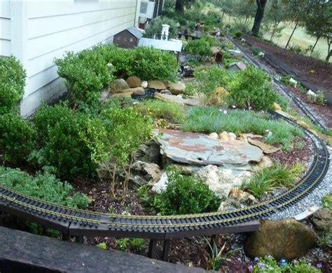 garden train layout design 17 best images about garden railroading on pinterest
