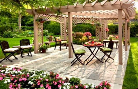 backyard garden design ideas beautiful green yard landscaping design ideas with green