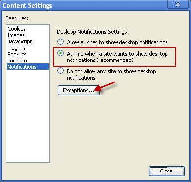 Calendar Desktop Notifications How To Get Calendar Desktop Notifications In