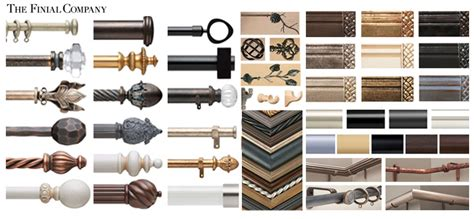drapery hardware companies custom curtain rods i drapery hardware i finials windows