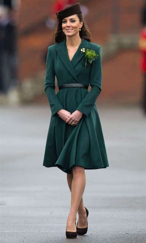 The Royal Wedding After One Year: Kate Middleton Fashion