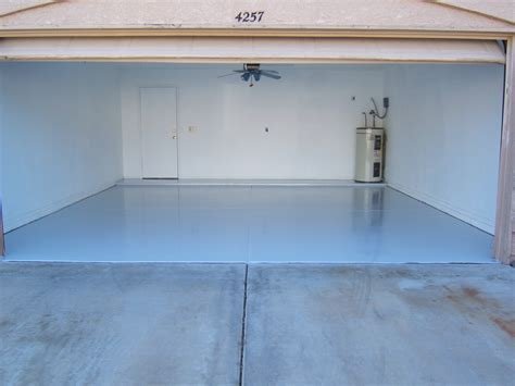 Epoxy/Urethane Floor Coating   The Garage Organization