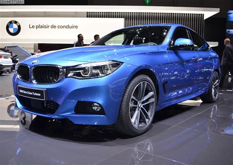 Bmw 3er Serien by Bmw 3 Series Gt Lci As 335d With M Package In Estoril Blue