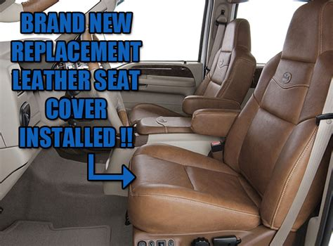 2005 ford king ranch seat covers 2003 2007 ford f 250 king ranch leather seat cover driver