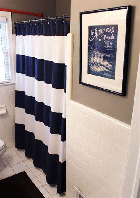 West Elm Medallion Shower Curtain Decor Blue Nautical Shower Curtain West Elm Add Bright Colored Towels Pink Orange Lime Green For