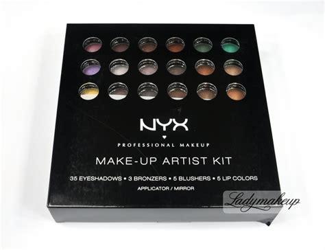 Nyx Makeup Artist Kit nyx makeup artist kit sklep 129 99 z