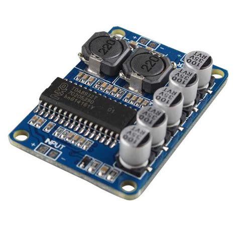 diy digital lifier board tda8932 mono 1 x 35w jakartanotebook