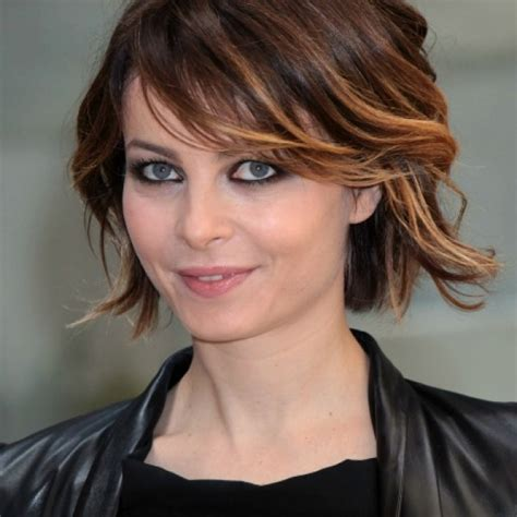 short hairstyles color highlights ombre highlights and short hair ready for summer