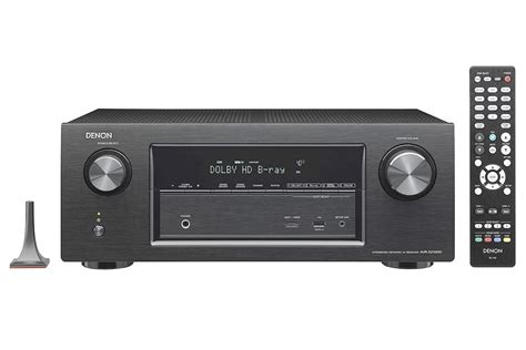 Home Theatre Denon Receiver Lifier the denon avr x2100w home theater receiver reviewed
