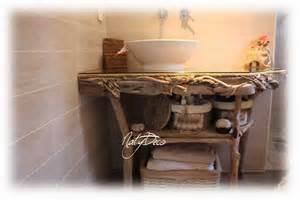 meuble en bois flott 233