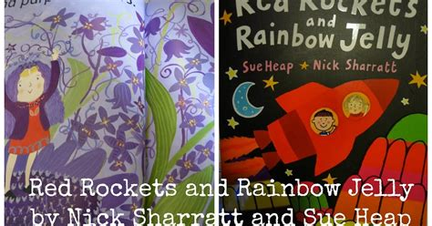 libro red rockets and rainbow it s all about stories red rockets and rainbow jelly