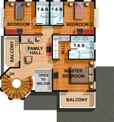 camella homes design with floor plan 2 storey house designs and floor plans philippines