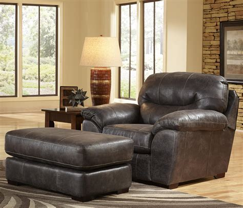 Living Room Chair And Ottoman Set Chair And A Half And Ottoman Set