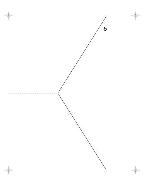 six pointed template six pointed template free