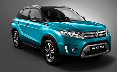 Suzuki Suv Vitara Suzuki Vitara Compact Suv Revealed Will It Come To India