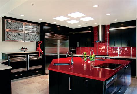Stainless Steel Cabinets For Kitchen for your inspiration the most beautiful black kitchens
