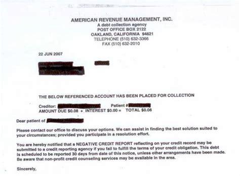 Patient Billing Letter hospital billing true cost of heathcare