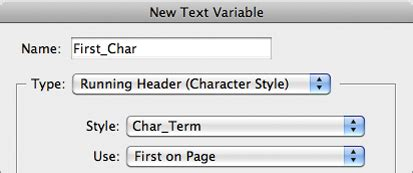 indesign running header quick tip how to make running headers in adobe indesign