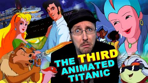 titanic film animated marked one abullonparade twitter