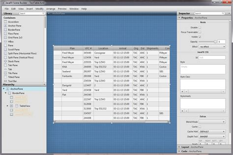 javafx custom layout creating custom javafx components with scene builder and
