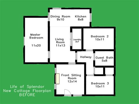 free online house design floor plans