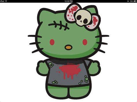 hello kitty zombie wallpaper zombie hello kitty random crap pinterest zombies