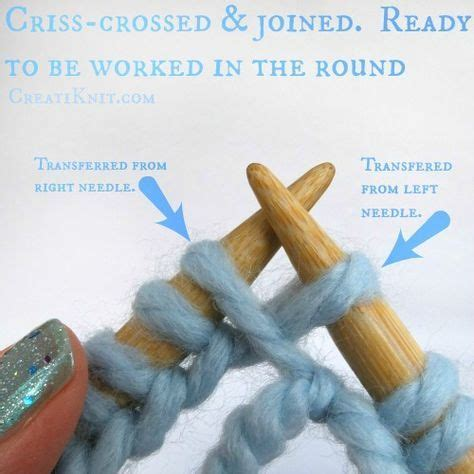 knitting join in the learn to join in the with circular knitting
