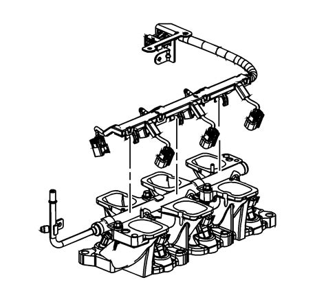 2003 Kia Sedona Exhaust Diagram