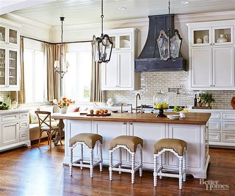 beautiful white kitchens house  hargrove