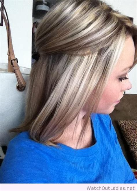 hair high and lowlights pictures the 25 best high and low lights ideas on pinterest low
