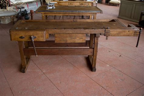 vintage wood work benches  woodworking