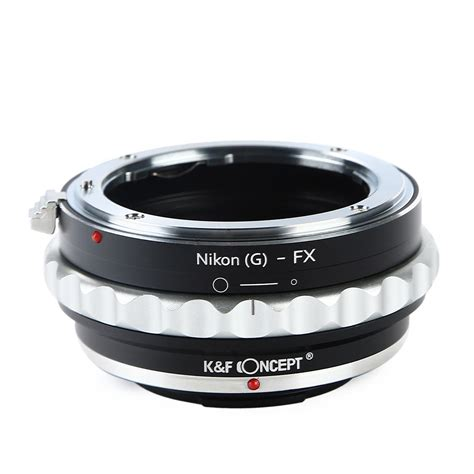 Kf Adapter Leica M Lens To Fuji Mirrorless nikon g to fuji x mount adapter k f concept