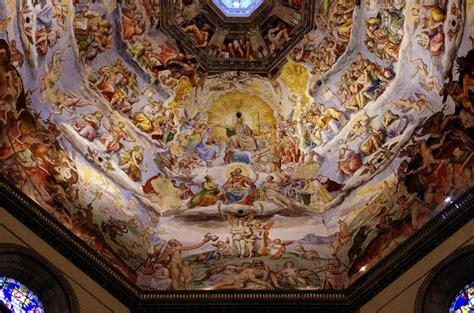 C Nel Florenece giorgio vasari e federico zuccari giudizio universale