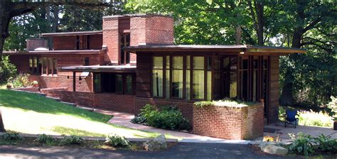 frank lloyd wright inspired home plans usonian arbor builders bend home builders